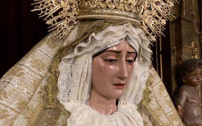 Nuestra Señora de los Dolores para el tiempo estival